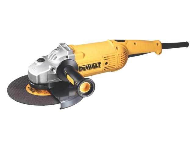 Szlifierka kątowa sieciowa 230mm 2200W D28414 DeWALT