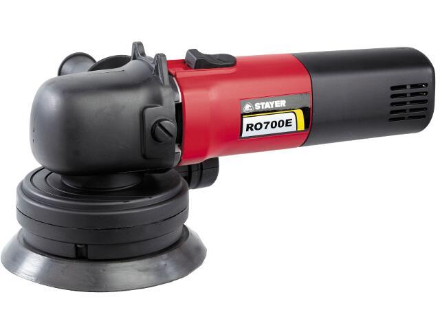 Szlifierka mimośrodowa sieciowa 150mm 720W RO700 Stayer