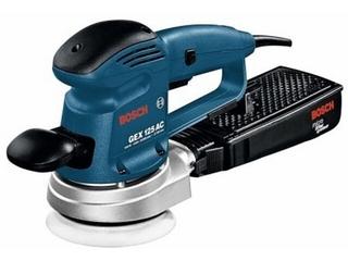 Szlifierka mimośrodowa sieciowa GEX 125 AC 340W 601372488 Bosch