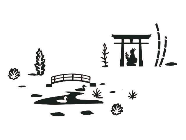 Naklejka dekoracyjna welurowa jezioro 673012-7 Klimaty Domu