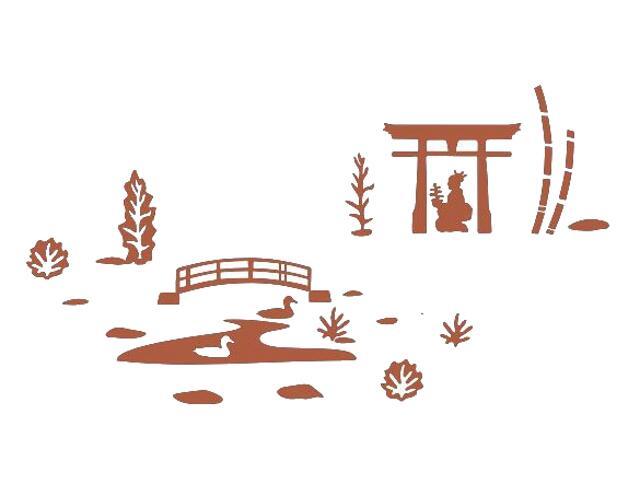 Naklejka dekoracyjna welurowa jezioro 673012-2 Klimaty Domu