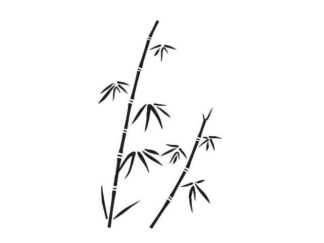 Naklejka dekoracyjna welurowa rośliny 673014-7 Klimaty Domu