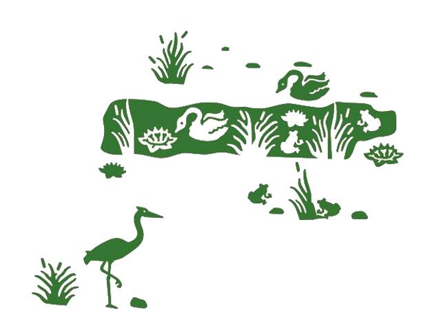 Naklejka dekoracyjna welurowa zwierzęta 673020-9 Klimaty Domu