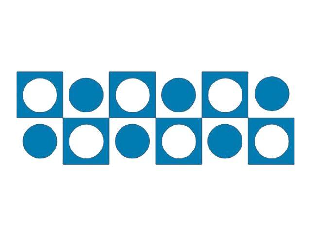 Naklejka dekoracyjna welurowa geometryczna 671041-4 Klimaty Domu