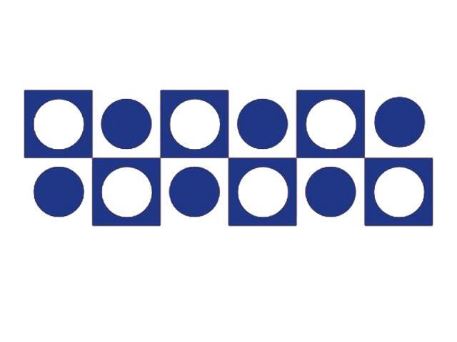 Naklejka dekoracyjna welurowa geometryczna 671041-13 Klimaty Domu
