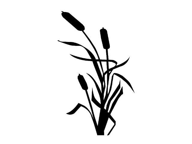 Naklejka dekoracyjna welurowa roślina 679018-7 Klimaty Domu