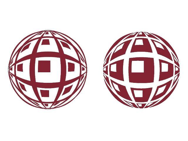 Naklejka dekoracyjna welurowa kule 679014-11 Klimaty Domu