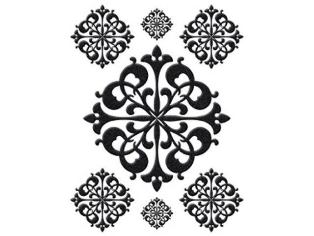 Naklejka dekoracyjna ornament FL00442 Ergis