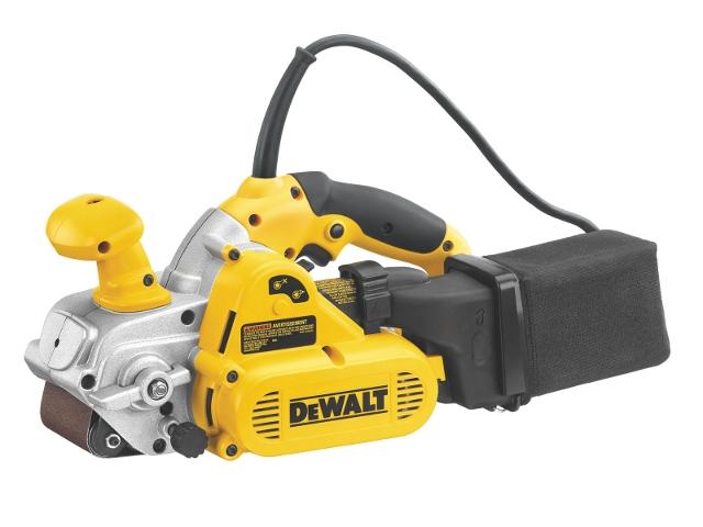 Szlifierka taśmowa 800W 75x533mm DW432 DeWALT
