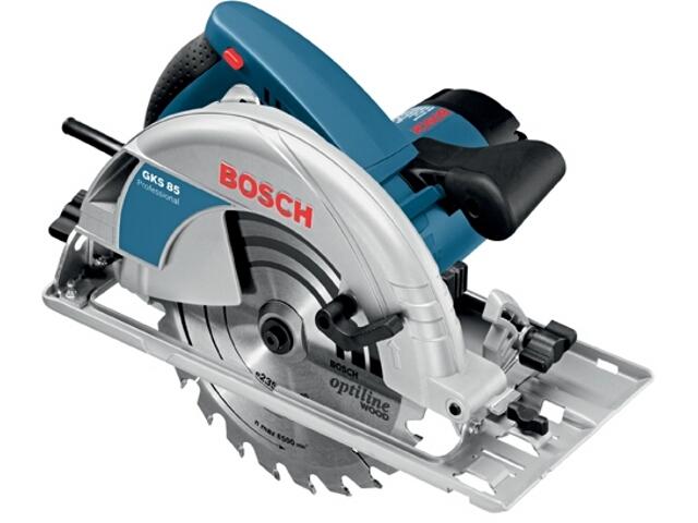 Pilarka tarczowa sieciowa GKS 85 2200W 60157A000 Bosch
