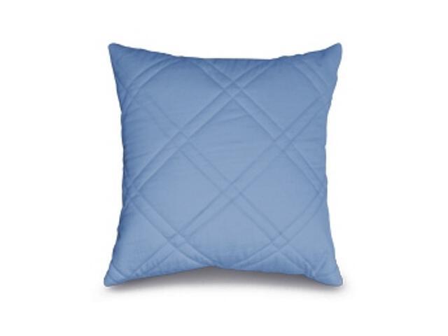 Poduszka Moderna kolekcja Gold 40x40cm niebieski Matex