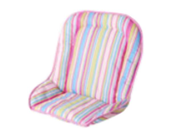 Poduszka do siedzenia Wesoła Tęcza róż BabyMatex