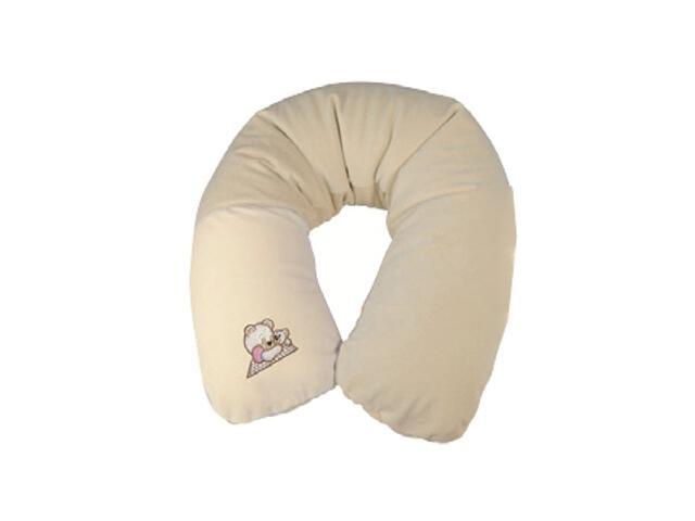 Poszewka na poduszkę Relax Misiaczki 170cm beż BabyMatex
