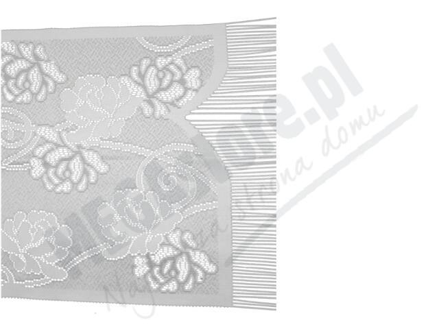 Bieżnik Irek 7811 60x130 biały Wisan