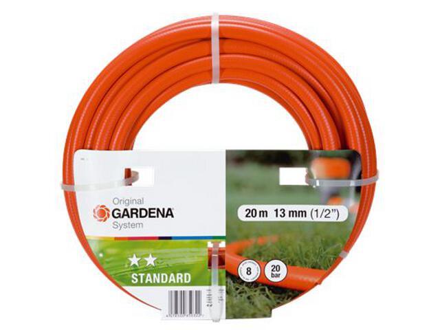 """Wąż ogrodowy Standard 1/2"""", 20m Gardena"""