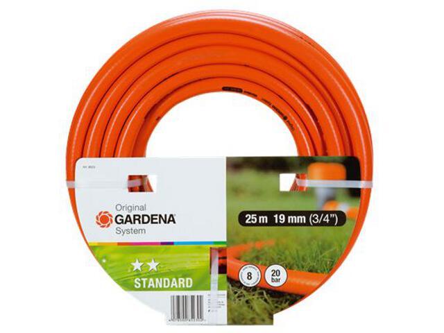 """Wąż ogrodowy Standard 3/4"""", 25m Gardena"""