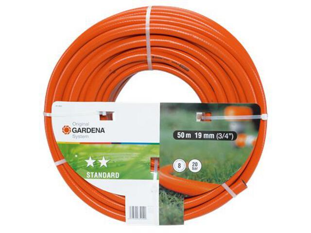 """Wąż ogrodowy Standard 3/4"""", 50m Gardena"""
