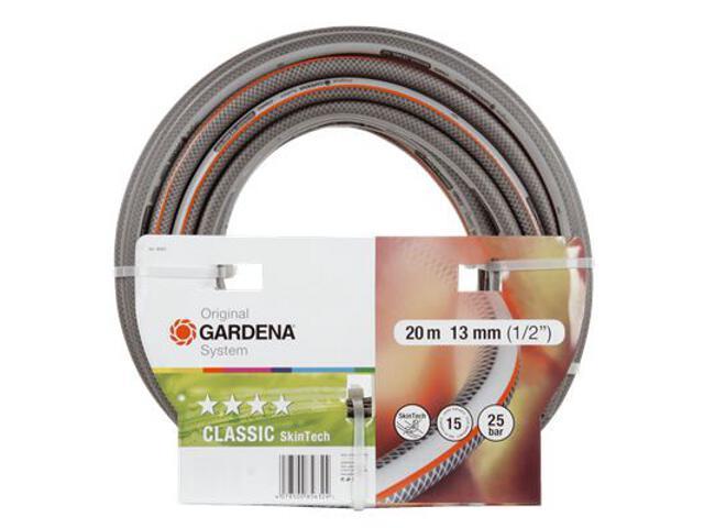 """Wąż ogrodowy Classic Skin Tech 1/2"""", 20m Gardena"""