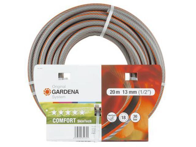 """Wąż ogrodowy Comfort Skin Tech 1/2"""", 20m Gardena"""