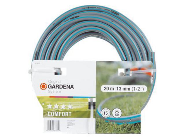 """Wąż ogrodowy Comfort 1/2"""", 20m Gardena"""