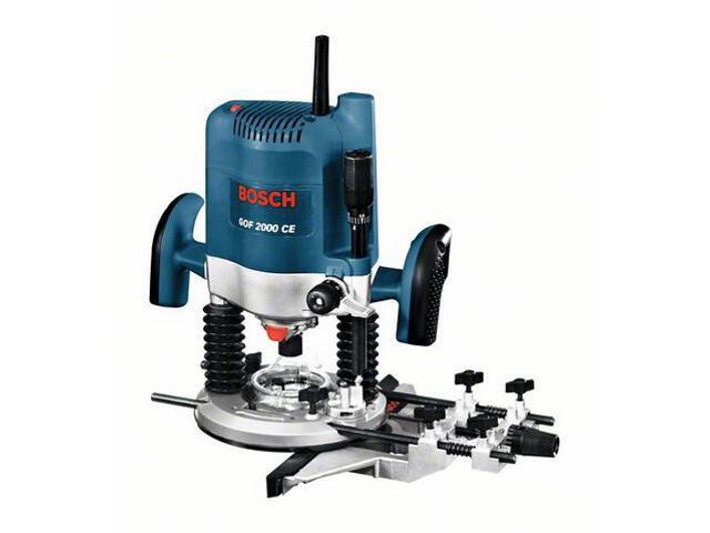 Frezarka górnowrzecionowa GOF 2000 CE 2000W 601619703 Bosch