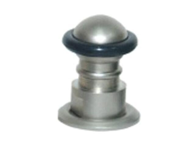 Odbojnik przykręcany retro - srebrny mat A-80004-01-002 Aspro