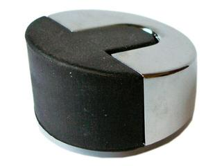 Odbojnik niski walec srebro A-80006-01-001 Aspro