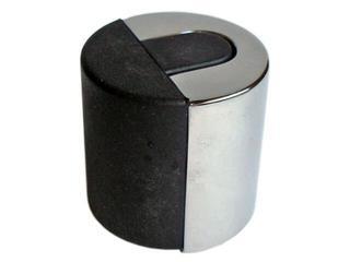 Odbojnik wysoki walec srebro A-80007-01-001 Aspro
