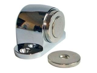 Odbojnik magnetyczny srebro A-80008-01-001 Aspro