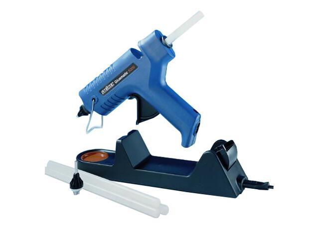 Pistolet do klejenia sieciowy PG5000 Gluematic 500W w walizce Steinel