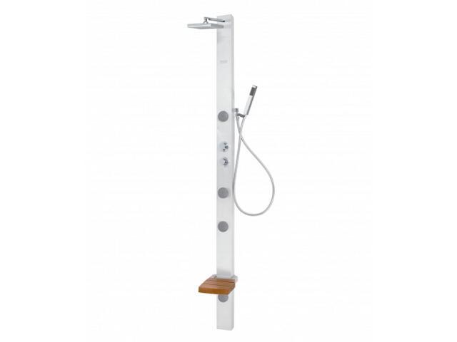 Panel prysznicowy LONG 200x10 System 2 płaski PPP5BSTS02C0000 Poolspa