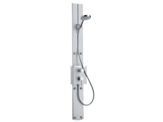 Panel prysznicowy Raindance S montaż natynkowy chrom 27005000 Hansgrohe