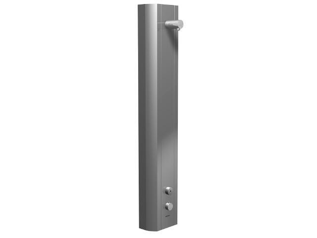 Panel prysznicowy Linus DP-SC-T samozamykający z termostatem Schell