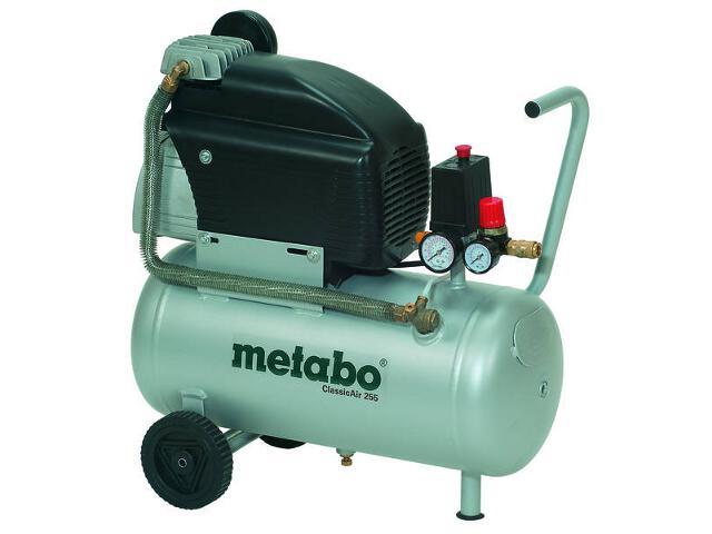Kompresor elektryczny olejowy ClassicAir 255/24 Metabo