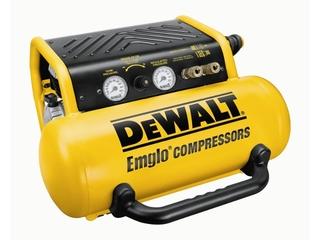Kompresor elektryczny bezolejowy 6 Bar D55155 DeWALT
