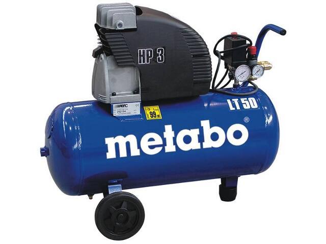 Kompresor elektryczny olejowy Power 280-10/50 Metabo