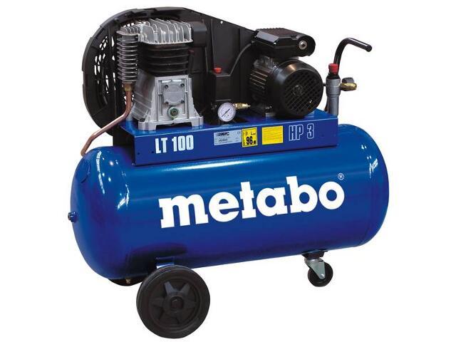 Kompresor elektryczny olejowy Profi 320-10/100-1 Metabo