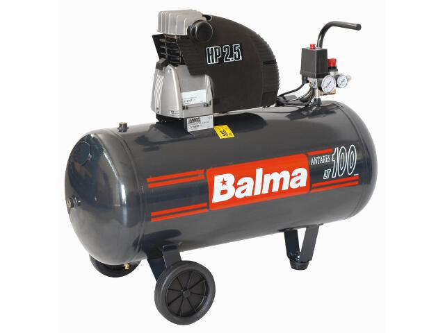 Kompresor elektryczny olejowy olejowy ANTARES260 100l 230V Balma
