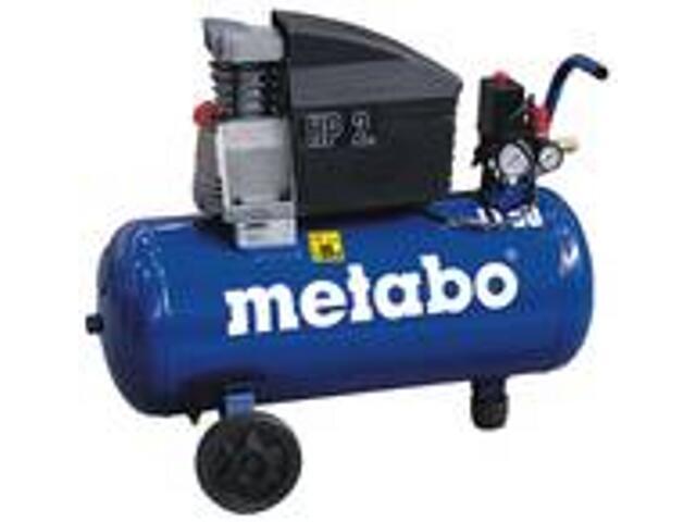 Kompresor elektryczny olejowy Basic 240-8/50 Metabo