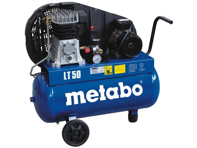 Kompresor elektryczny olejowy Profi 255-10/50 Metabo
