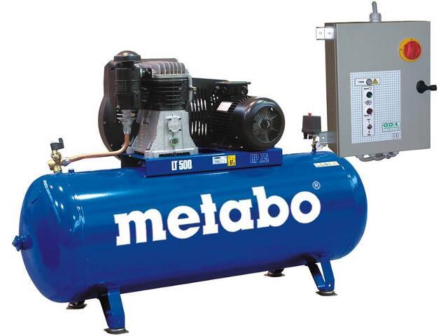 Kompresor elektryczny olejowy Megapress 570-15/500 Metabo
