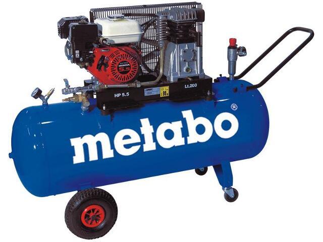 Kompresor elektryczny olejowy Motoair 330-9/50 Metabo