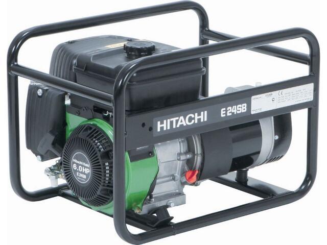 Agregat prądotwórczy 2,4kVa E24SC Hitachi