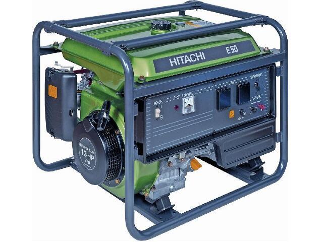 Agregat prądotwórczy 5,0kVa E50MA Hitachi