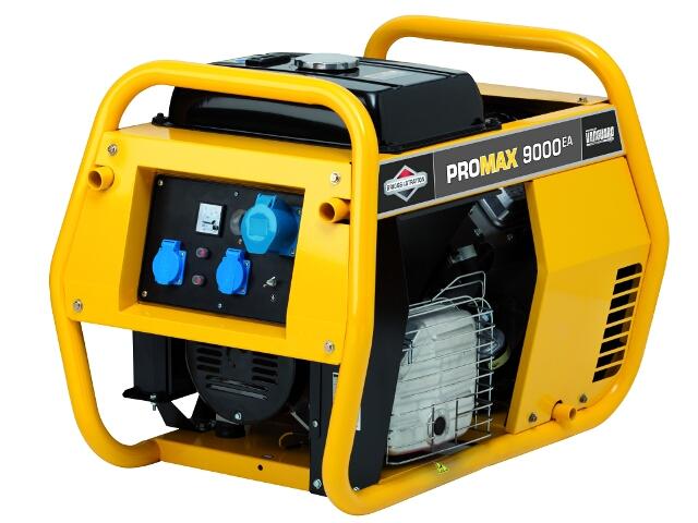 Agregat prądotwórczy Promax 9000EA Briggs&Stratton