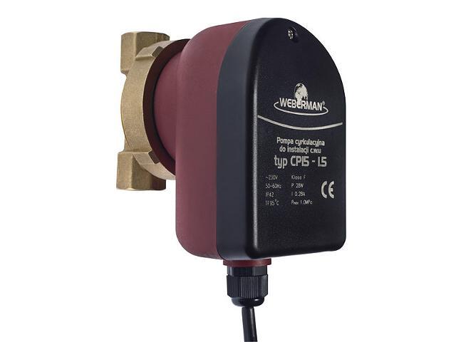 Pompa cyrkulacyjna CP 15-1.5 0101W Weberman