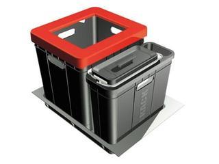 Sortownik odpadów Composta 350 z aktywnym filtrem zapachów 121.0033.227 Franke