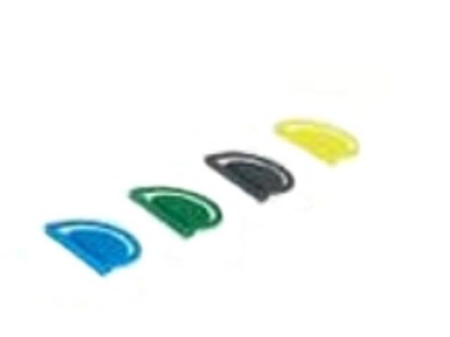 Klipsy kolorowe do sortownika Cube, Trolley Vario 133.0016.354 Franke