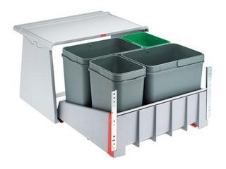 Sortownik do odpadów 760 M zamykanie ręczne 121.0082.285 Franke