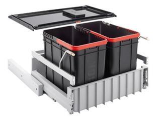 Sortownik odpadów 300-60 Duo automatyka domykania 121.0150.143 Franke